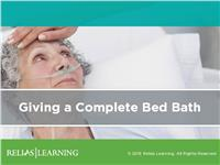 Giving a Complete Bed Bath
