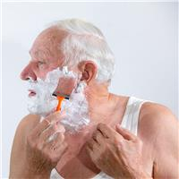 How to Shave Facial Hair