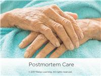 Postmortem Care